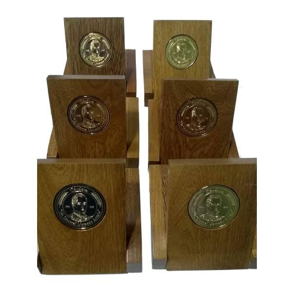 Medallas condecorativas